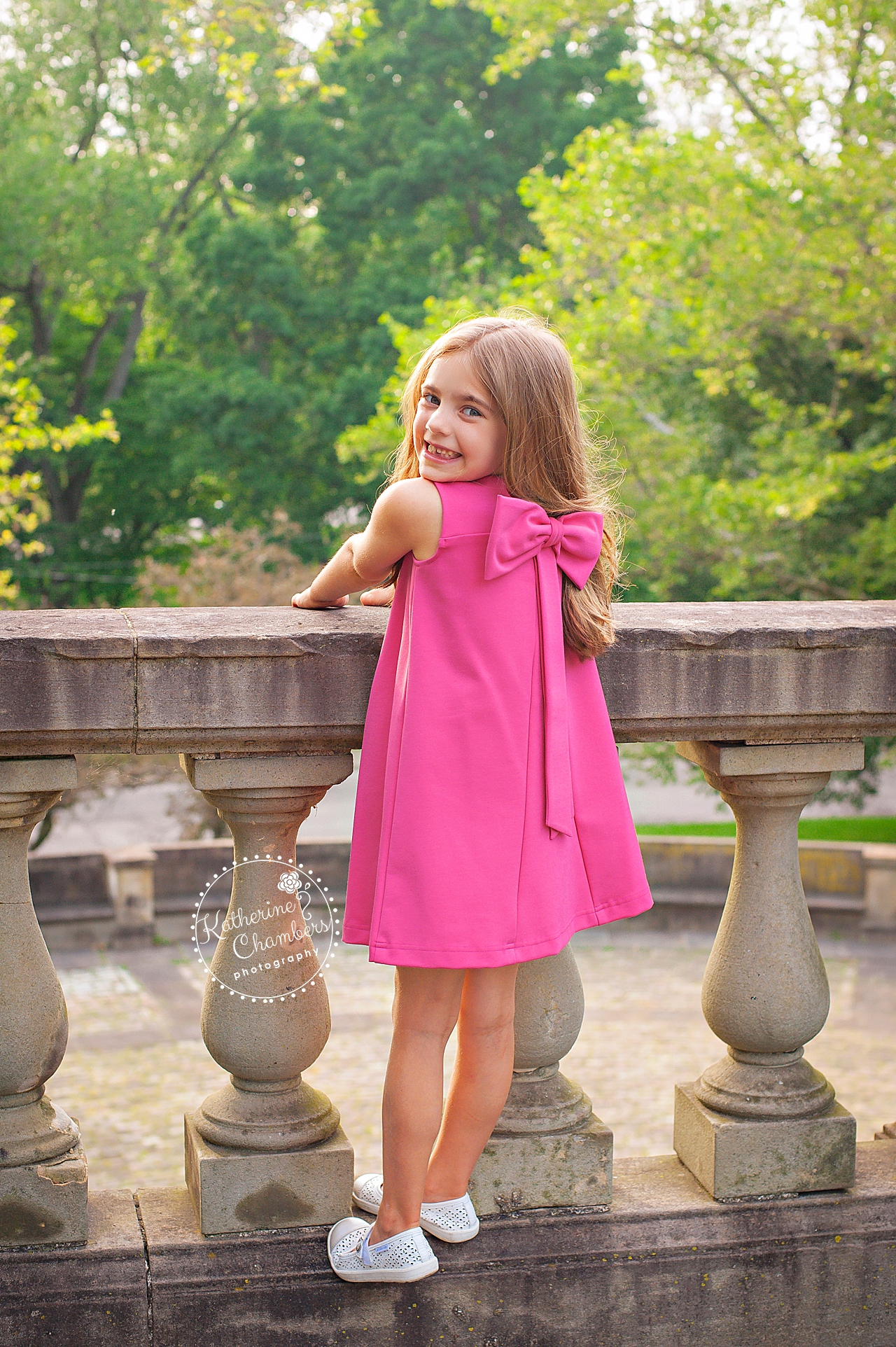 Lionheart Lamb Dress | Child Photographer