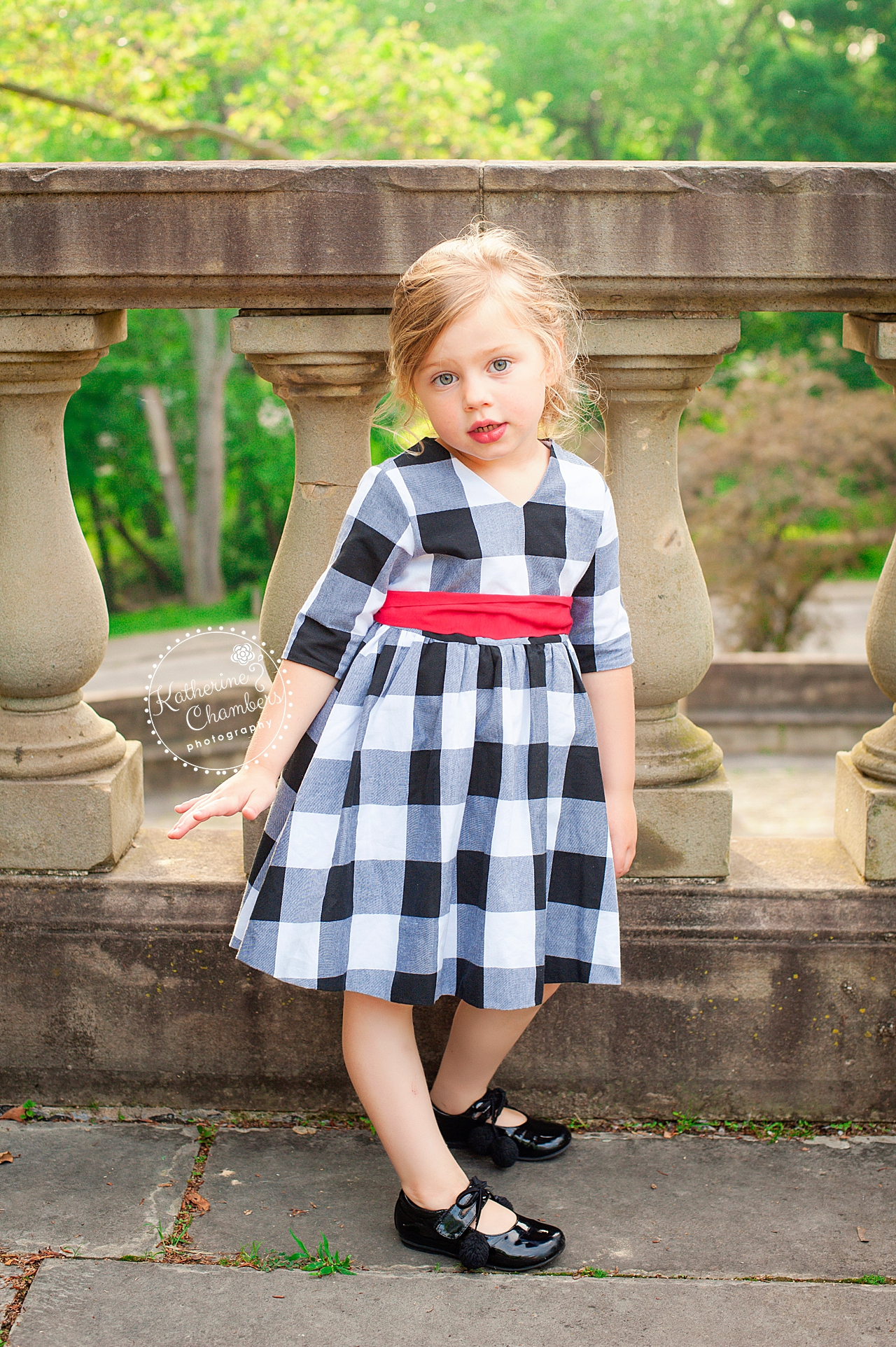Lionheart Lamb Dress | Family Photographer