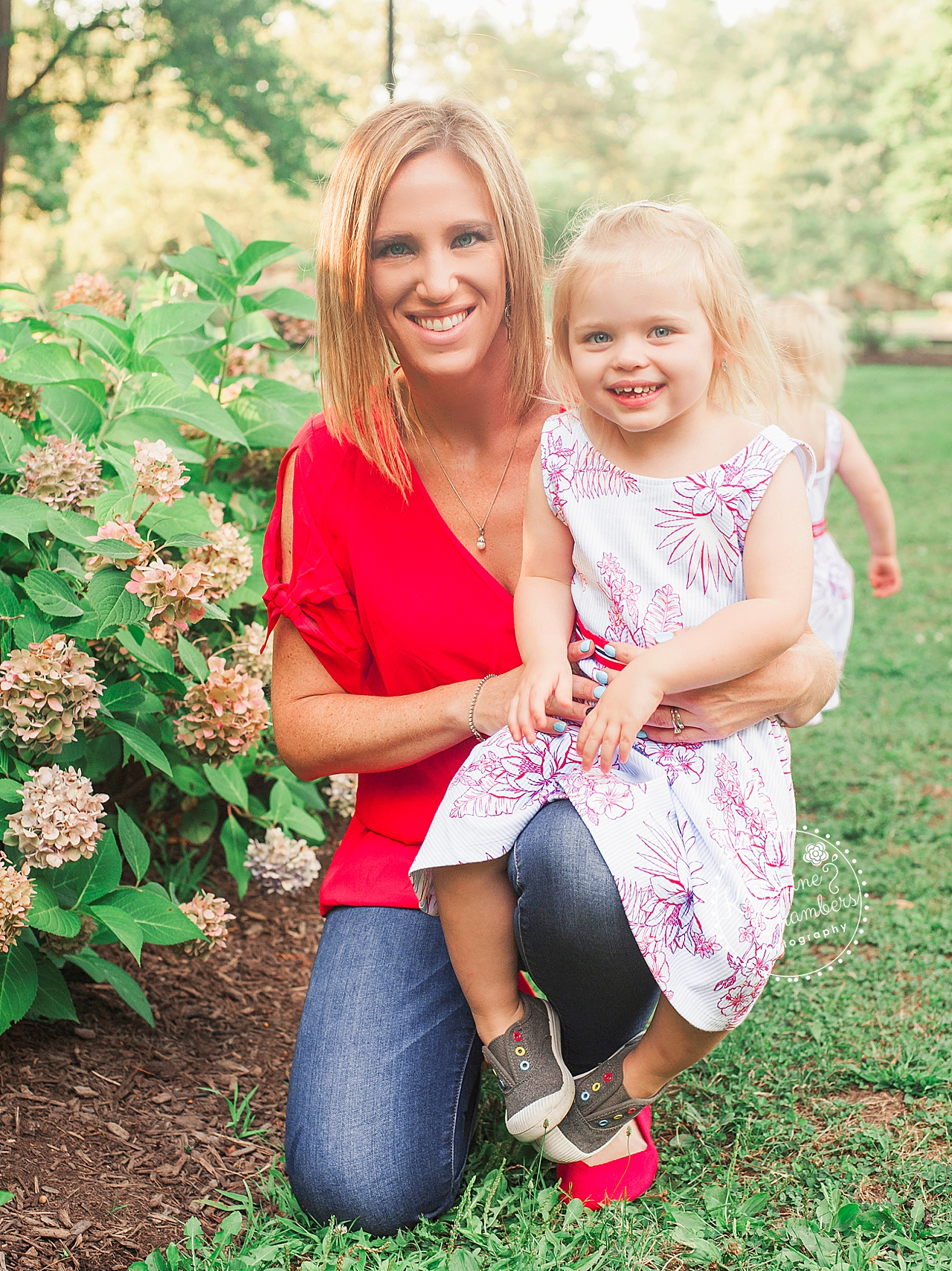 Cleveland Family Photographer | Mom and Daughter
