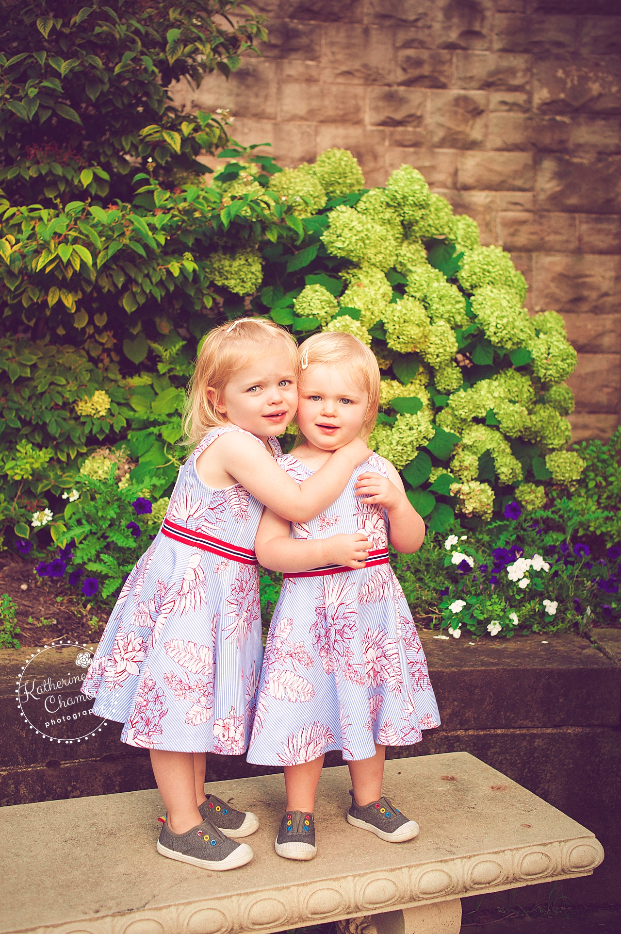Toddler Sisters