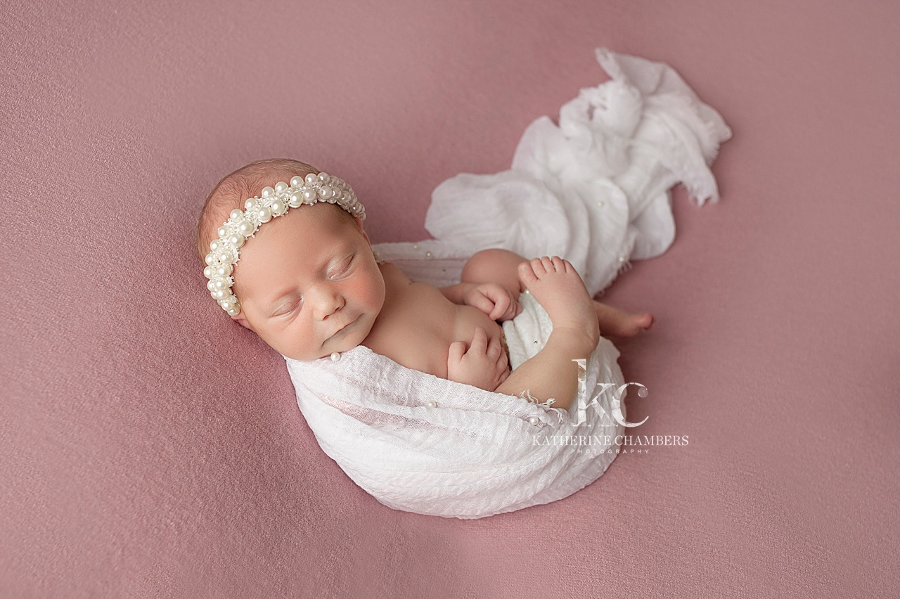 Cleveland Newborn Photography | Baby Girl