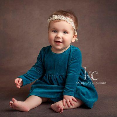 Avon Lake Baby Photographer | Sitter Session