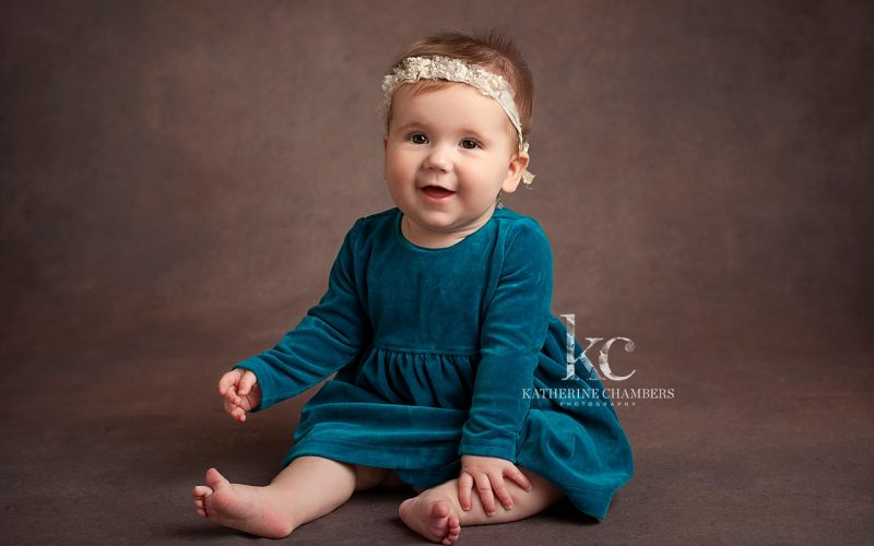 Avon Lake Baby Photographer | Sitter Session