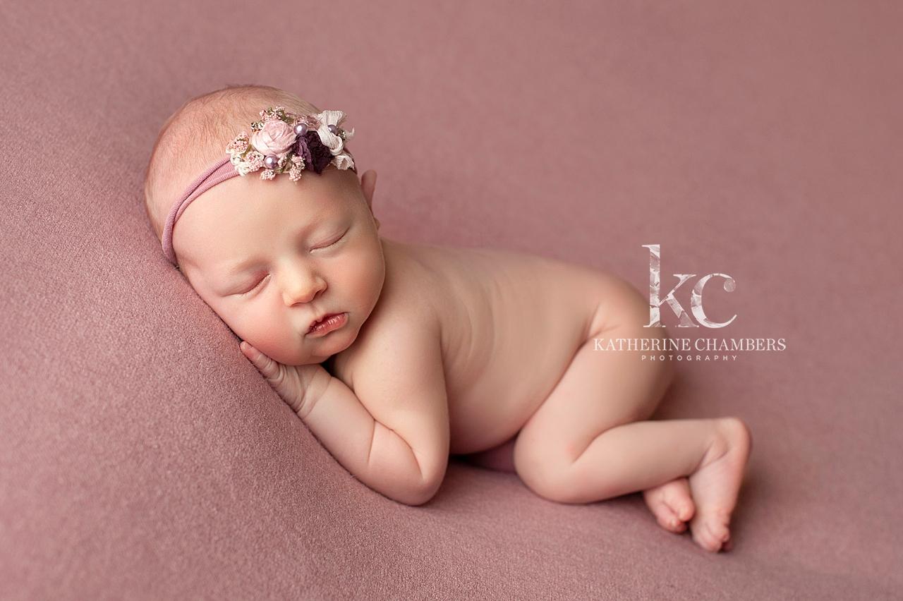 Baby Girl | Newborn Photographer