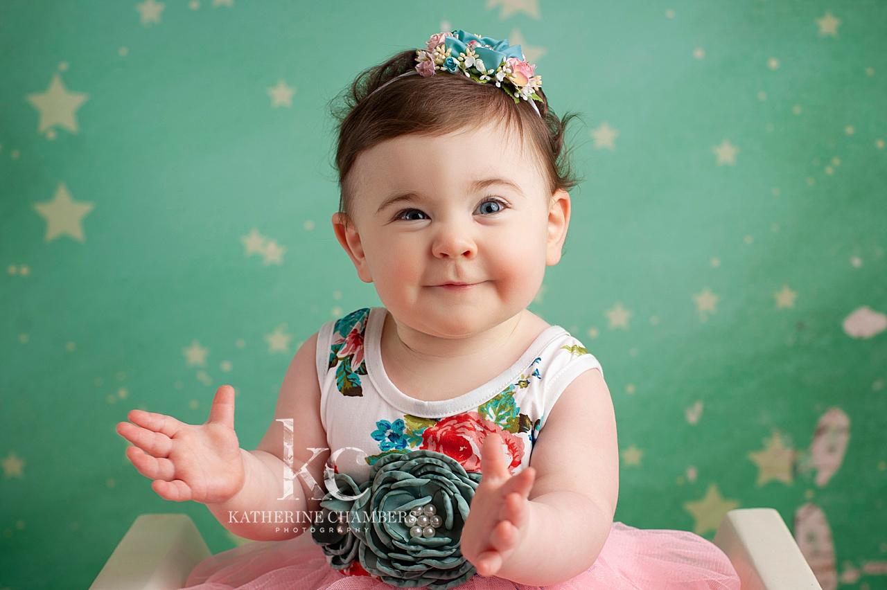 Baby Photo Session | Ohio Newborn Photographer
