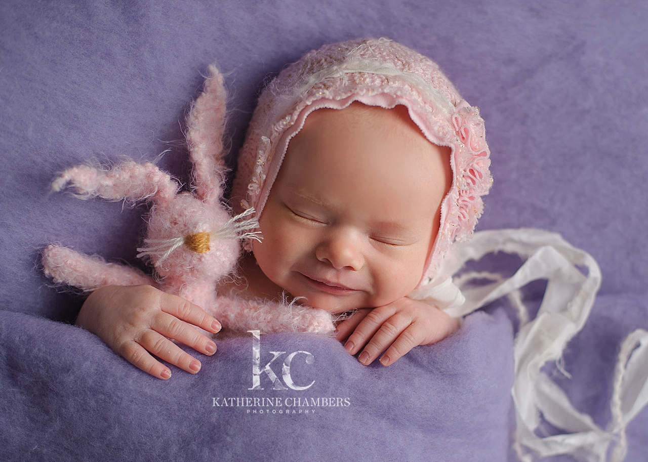 Baby Bunny | Easter Baby Photos