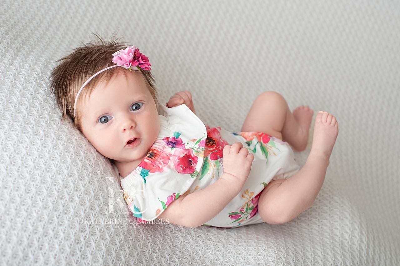 Awake Newborn Photos