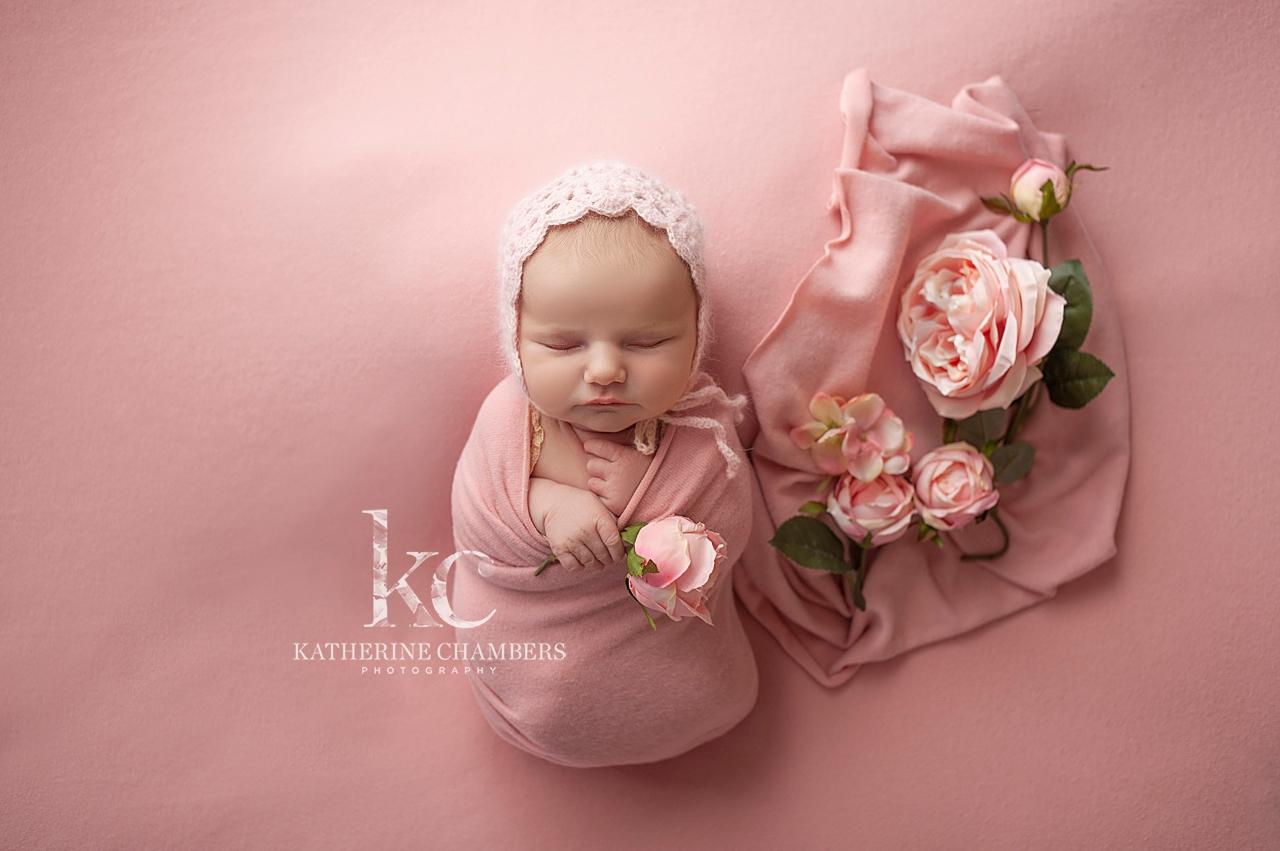 Newborn Photography Westlake | Violet