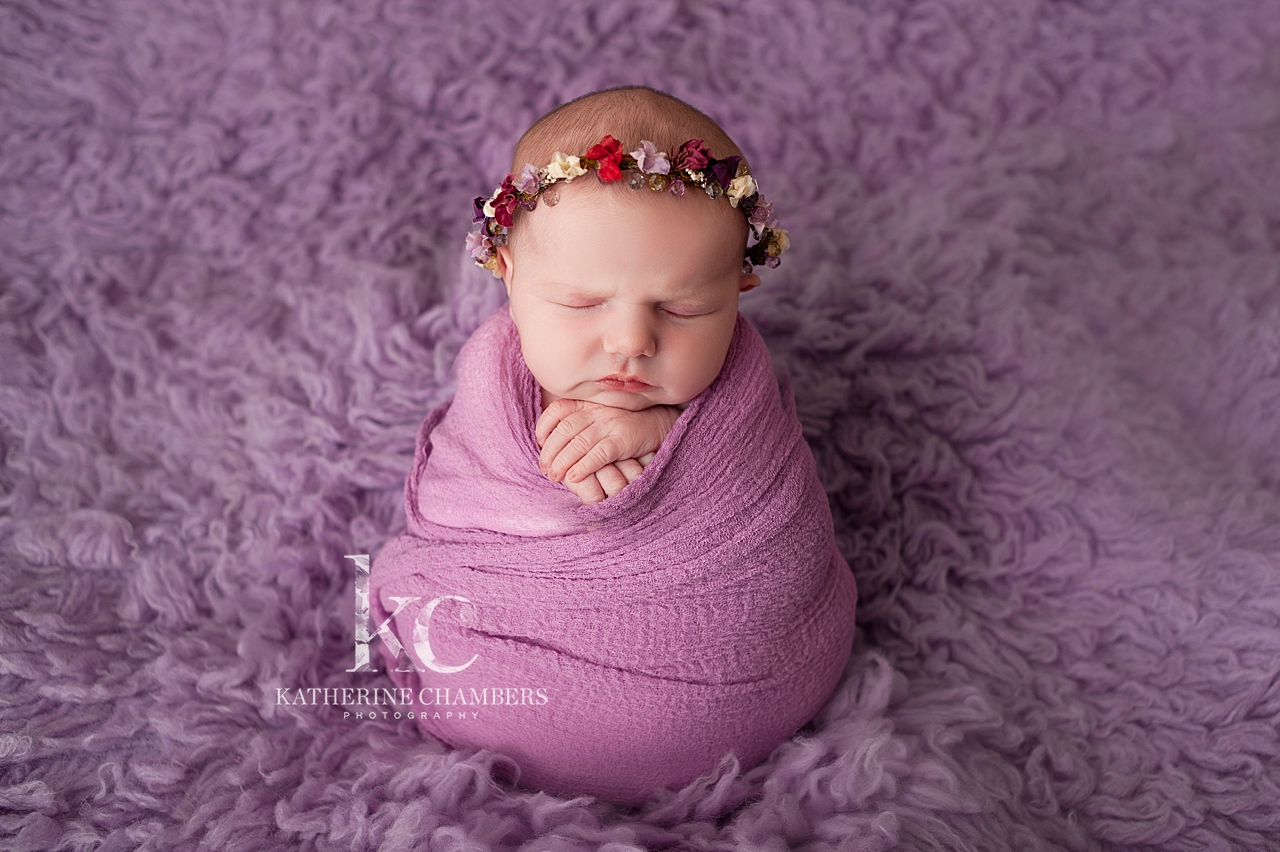 Westlake Newborn Photographer | Studio Photo Session
