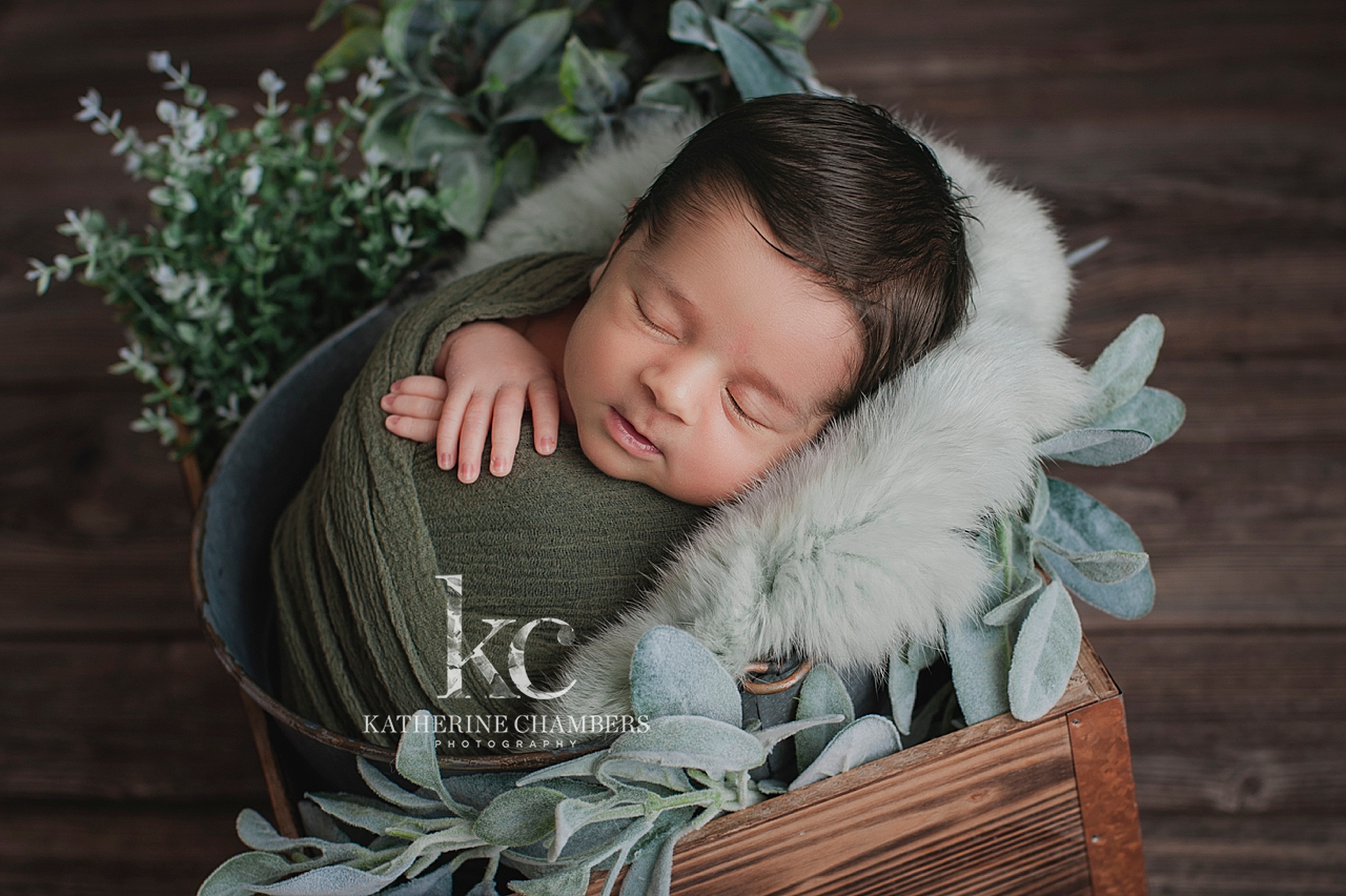 Photographer Cleveland Ohio | Organic Newborn Photos