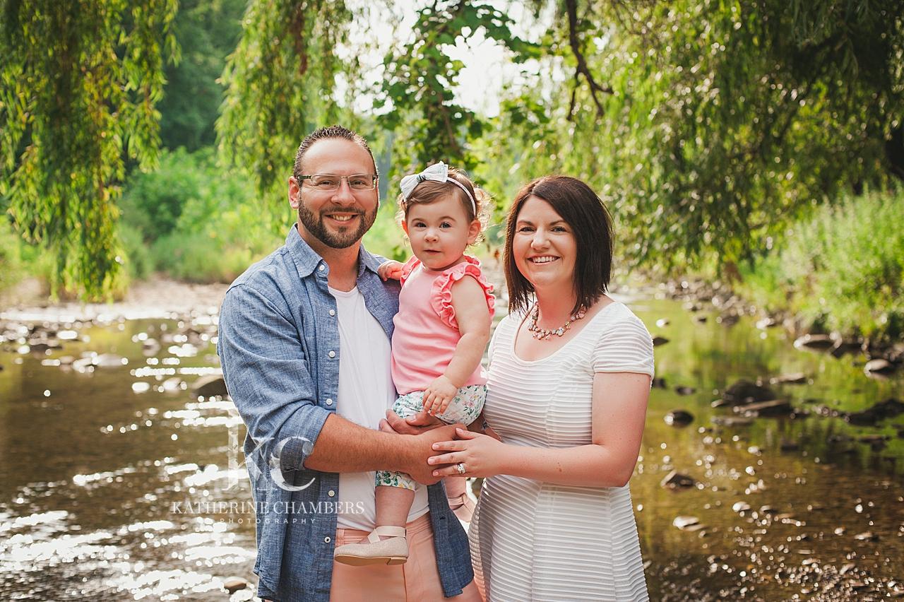 Cleveland Ohio Photographer | Schwab Family | Brecksville Reservation