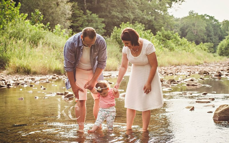 Cleveland Ohio Photographer | Schwab Family | Brecksville Reservation
