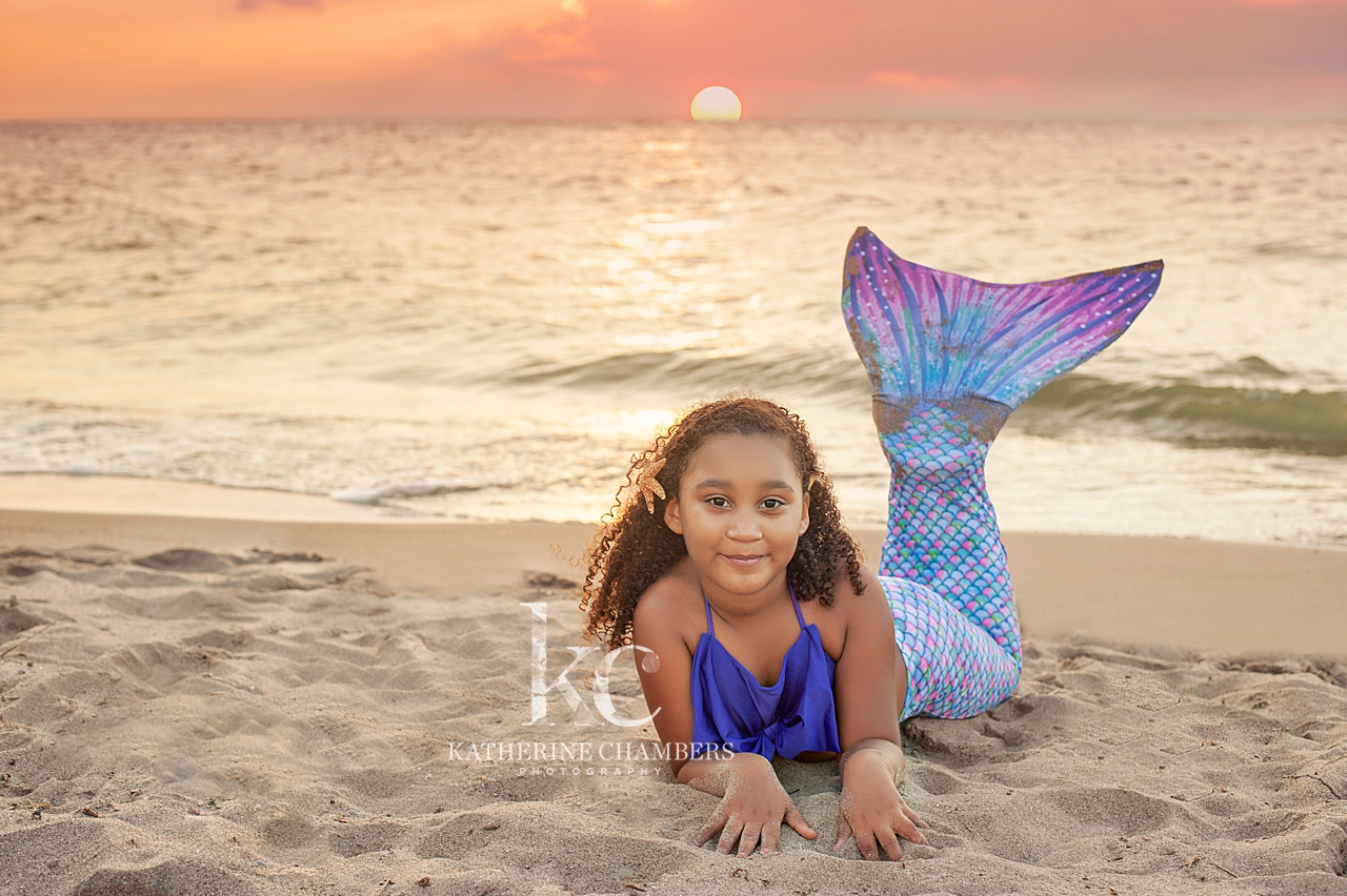 Cleveland Mermaid Session