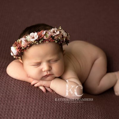Strongsville Ohio Newborn Photographer