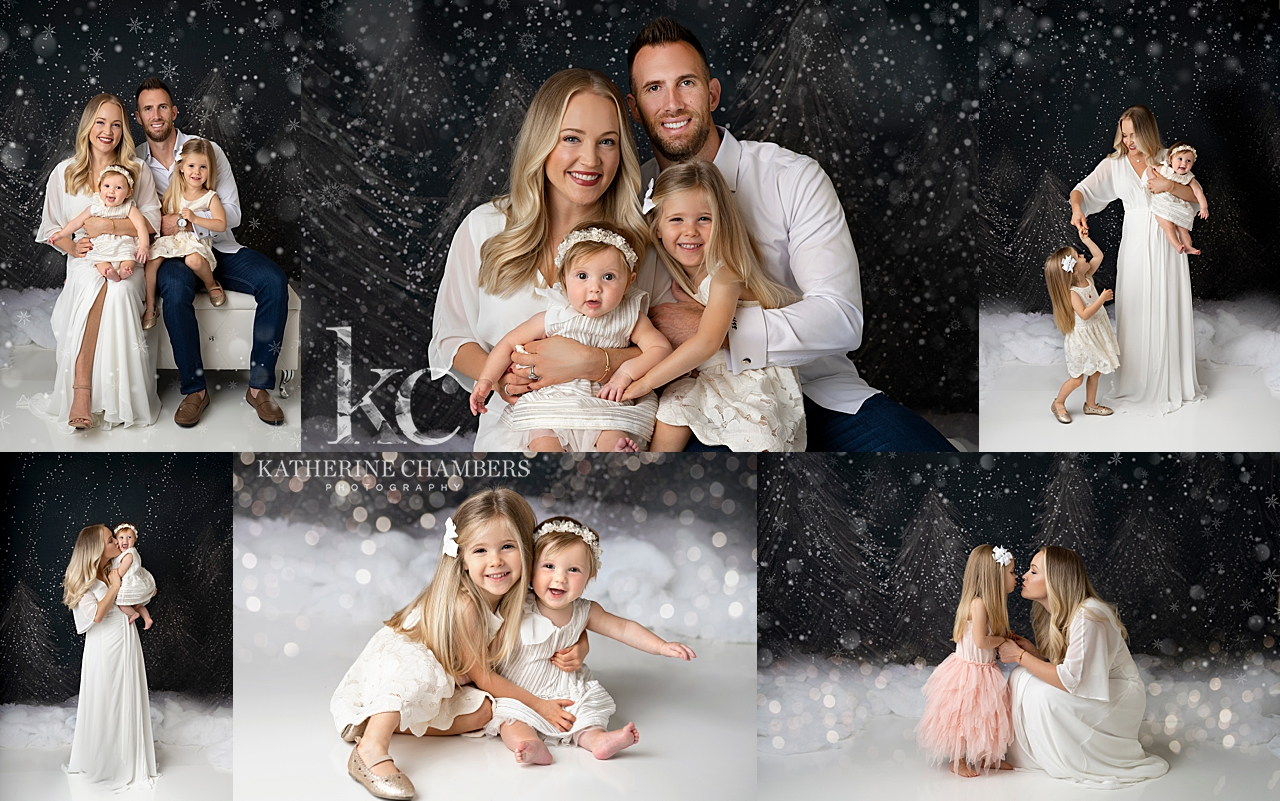 Christmas Mini Sessions Cleveland