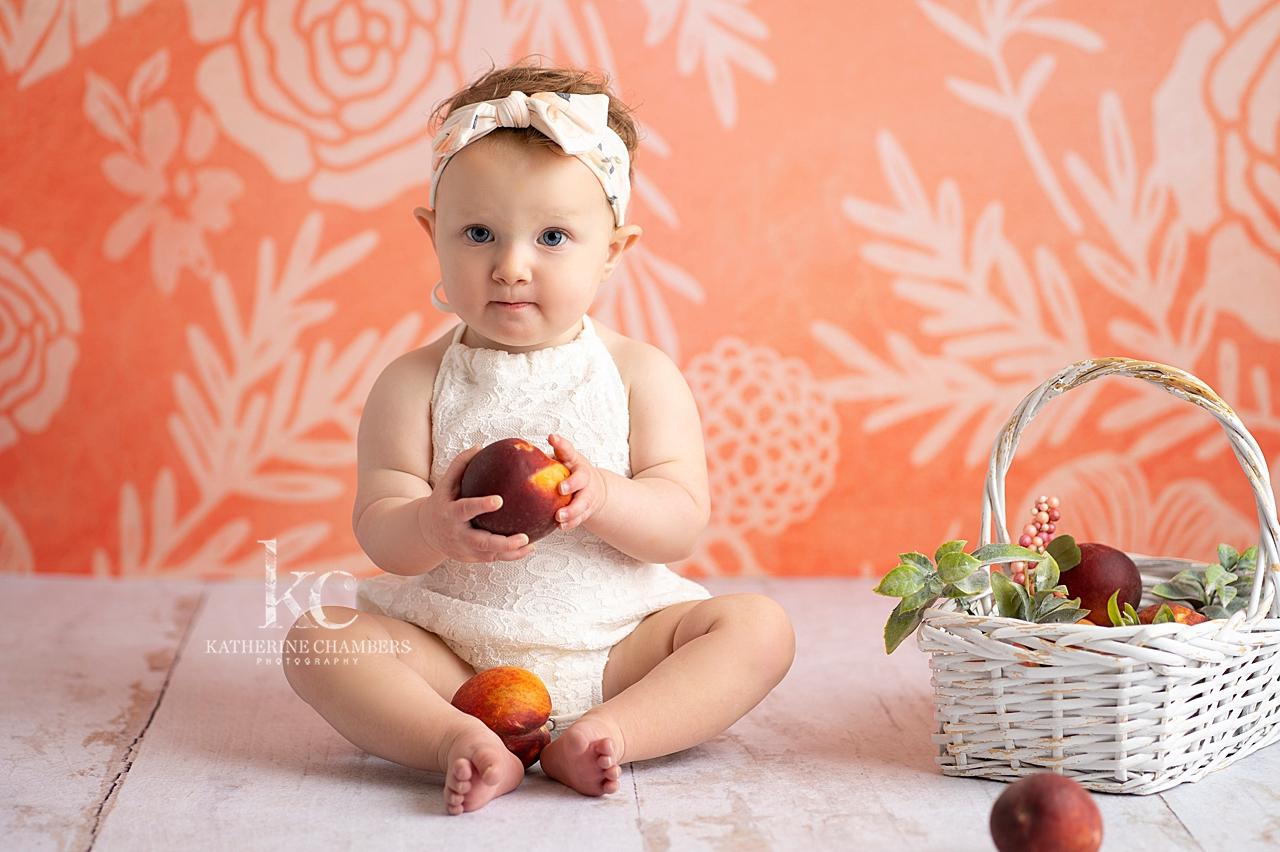Georgia Peach Photo Session
