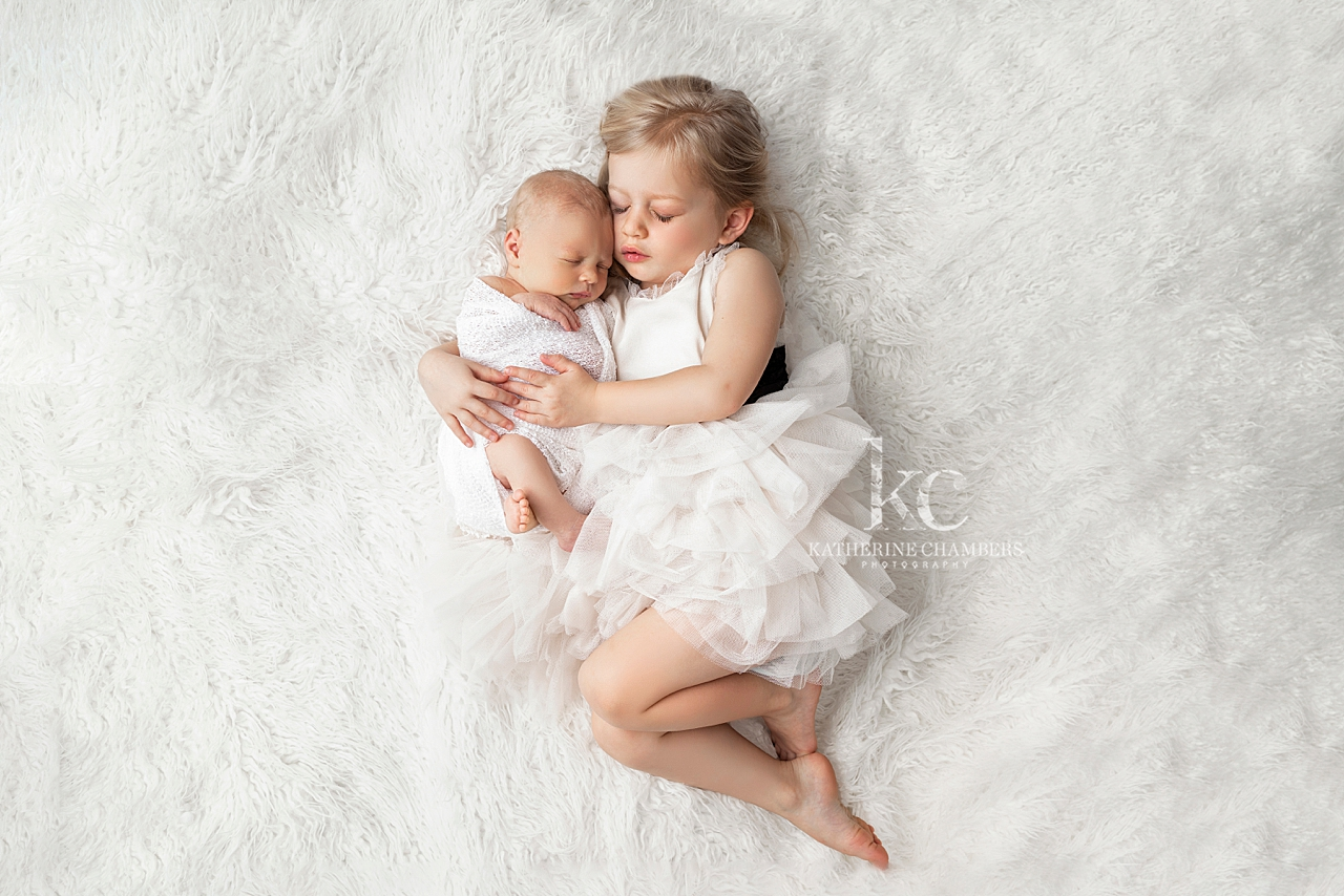 Sibling with Newborn