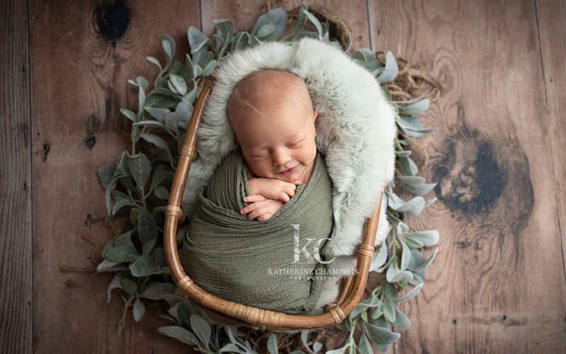 Newborn Baby Photo Session