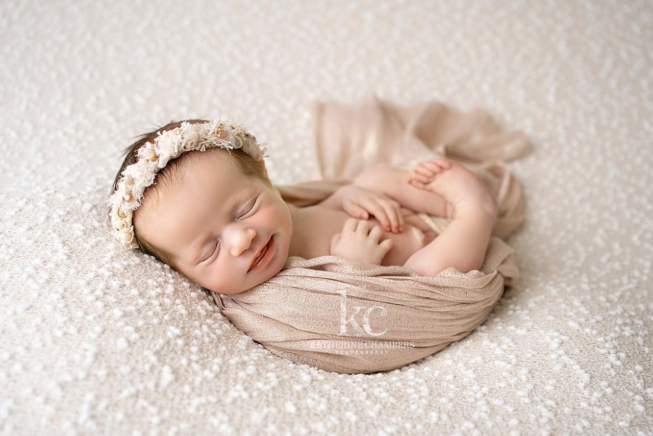 Cleveland Heights Newborn photgrapher