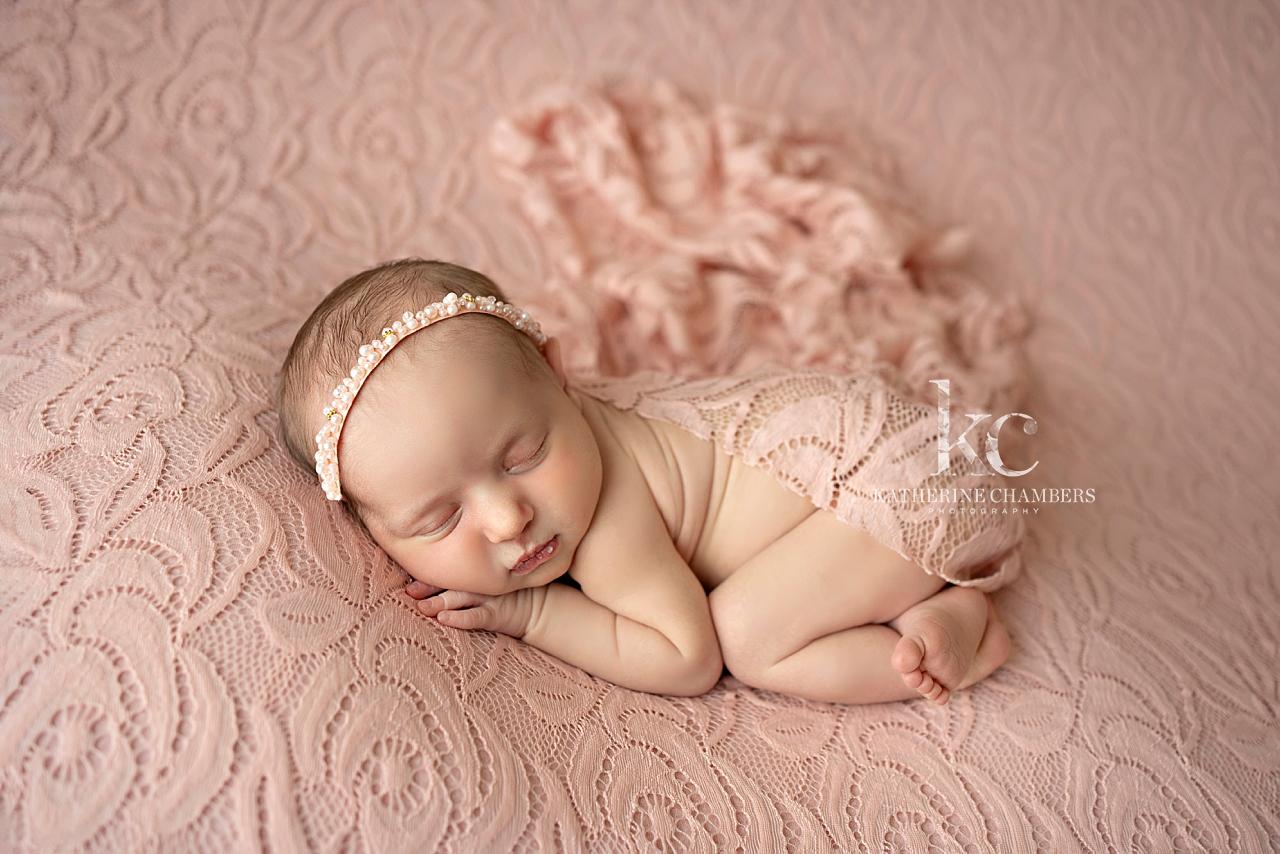 Cleveland Heights Newborn Photography
